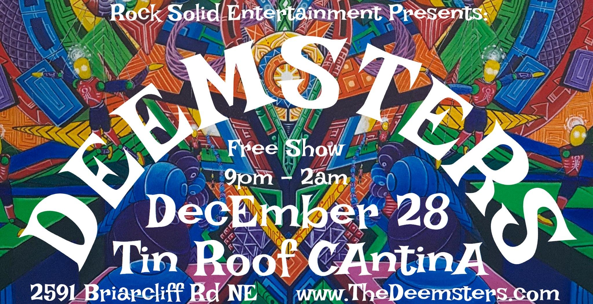 Tin Roof Cantina 12/28/19